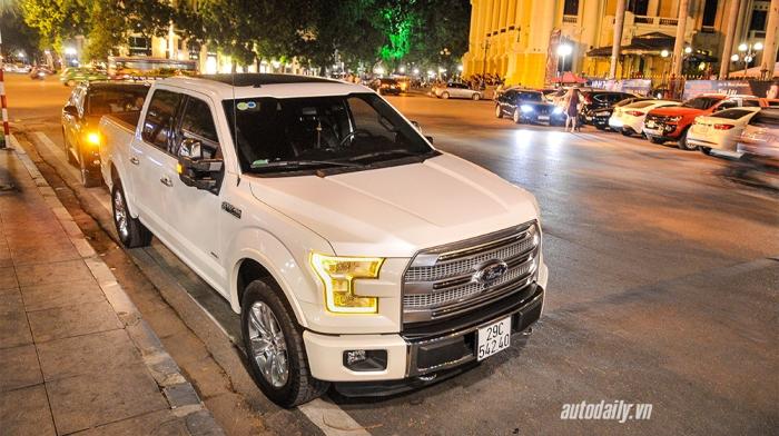 """Ford F-150 2015 - """"siêu bán tải"""""""