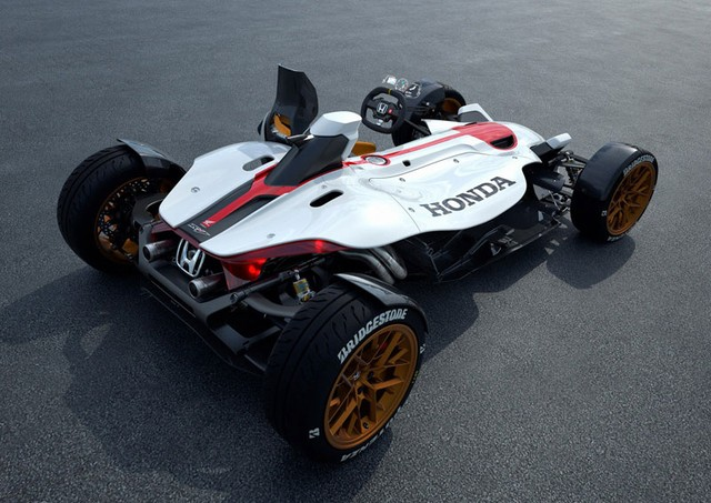 Honda Project 2&4 - xe concept hoàn toàn mới