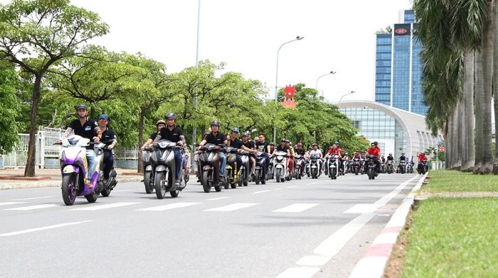 Sinh nhật lần 3 của CLB Honda SH lớn nhất Việt Nam