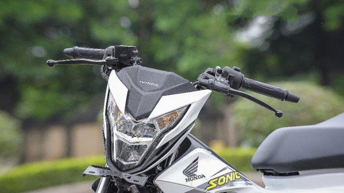 Honda Sonic 150R nhập khẩu với giá 88 triệu