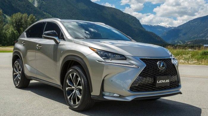 Lexus nhảy vọt doanh số