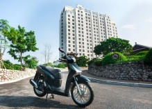 Tìm hiểu về SMART KEY trên Honda SH
