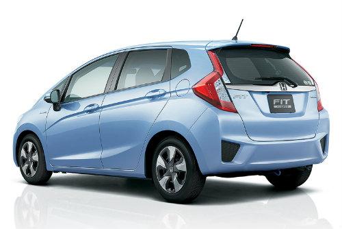Xe oto Honda Fit 2016 giá 243 triệu đồng
