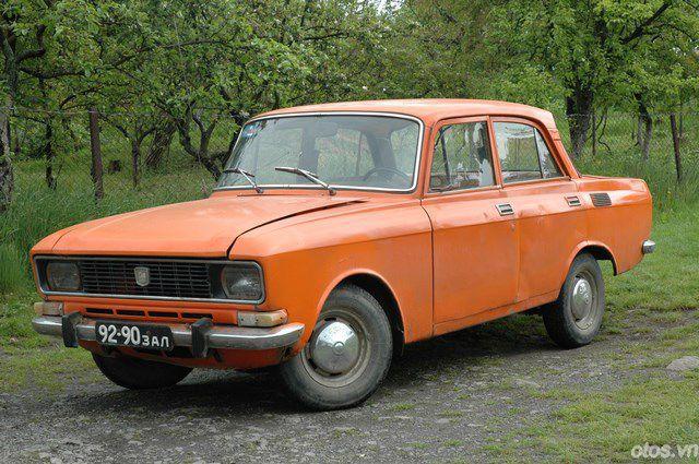 Renault khôi phục thương hiệu Moskvich