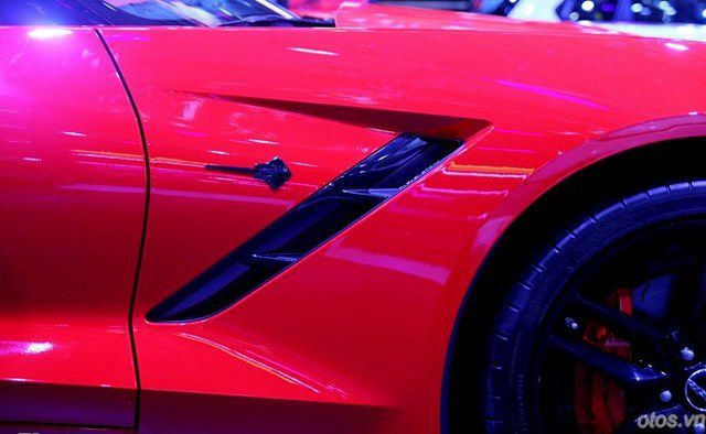 Chevrolet Corvette C7 xe thể thao hàng độc