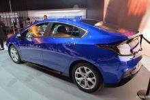 Xe Chevrolet Volt 2016 giật giải xe xanh của năm