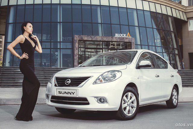 Lái thử bất kỳ mẫu xe Nissan nào trong tháng 11