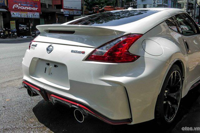 Ngắm xe Nissan 370Z Nismo tại TP HCM
