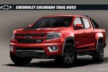 Ra mắt Chevrolet Colorado concept mới