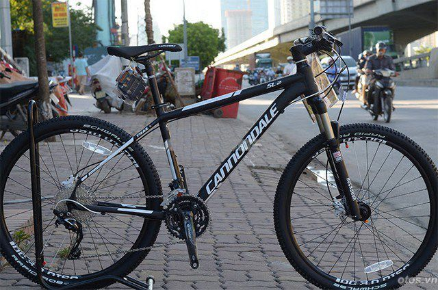 Top 8 mẫu xe đạp đắt tiền nhất nước ta
