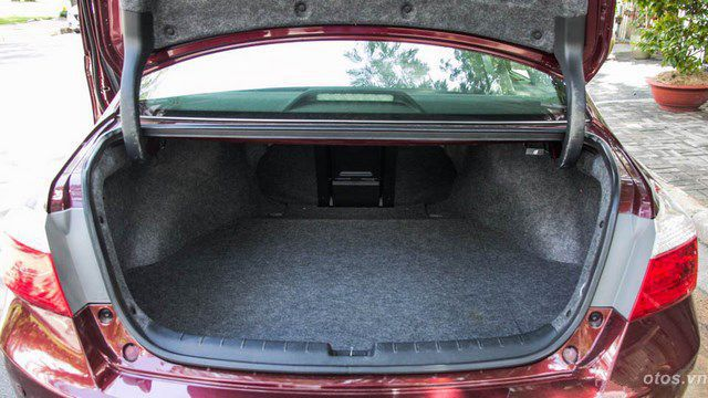 Xe oto Honda Accord: xe cho người thành đạt