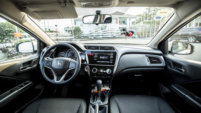 Xe oto Honda City 2015 - sedan thể thao hạng B