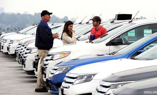 Những loại thuế cần đóng khi mua xe oto cũ