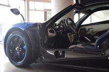 Siêu xe Pagani Huayra ra mắt tại Ả-Rập
