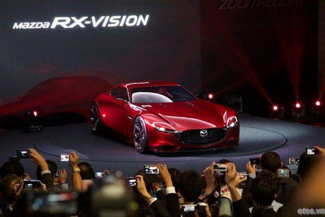 Top 10 concept ô tô ấn tượng nhất năm