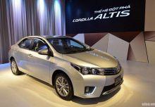 Toyota đánh mất vị thế tại Việt Nam