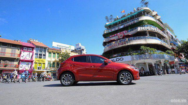 Xe Mazda 2 - xe đô thị cỡ nhỏ hàng đầu