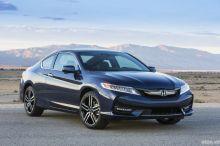 Xe oto Honda Accord 2016 bứt phá vào top 10 xe của năm
