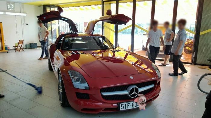 SLS AMG (2)